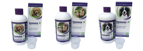 liquid dog multivitamin multimineral supplement