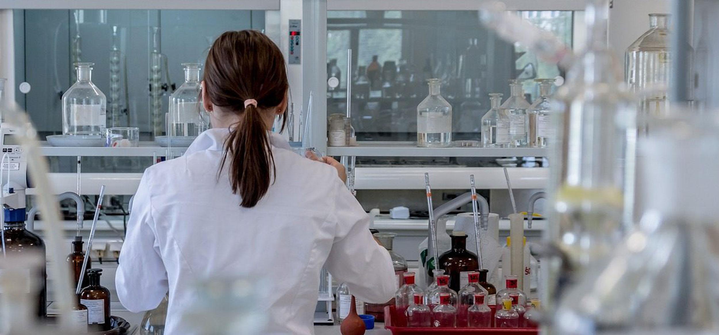 USA FDA registered laboratory